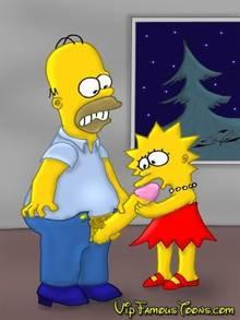 #pic897989: Homer Simpson – Lisa Simpson – The Simpsons – VIP