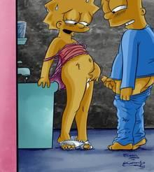 #pic892111: Bart Simpson – Jimmy – Lisa Simpson – The Simpsons – juanomorfo