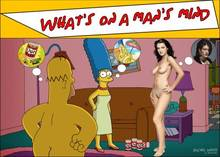 #pic886568: Homer Simpson – Marge Simpson – Rachel Weisz – The Simpsons – fakes