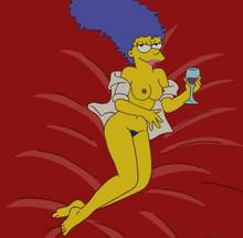 #pic880037: Marge Simpson – Mole – The Simpsons