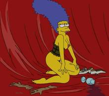 #pic880038: Marge Simpson – Mole – The Simpsons