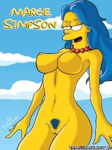 #pic875938: KikeBrikex – Marge Simpson – The Simpsons – nekerbreeker