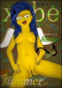 #pic1328395: Marge Simpson – The Simpsons – Xibe