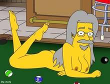 #pic873632: Pat Kassab – Rule 63 – The Simpsons – cartoon avenger – matt groening