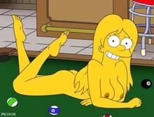 #pic873209: Lisa Simpson – Pat Kassab – The Simpsons – cartoon avenger