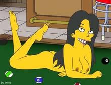 #pic873182: Pat Kassab – The Simpsons – cartoon avenger – julia