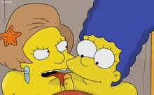 #pic1327401: Bart Simpson – ChainMale – Edna Krabappel – Marge Simpson – The Simpsons