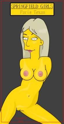 #pic868917: CyborgBLUE – Paris Texan – The Simpsons