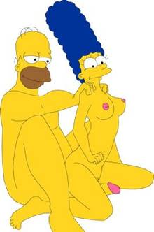 #pic867206: Homer Simpson – Marge Simpson – The Simpsons