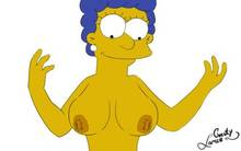 #pic1325423: Chesty Larue – Marge Simpson – The Simpsons