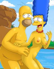 #pic864535: Homer Simpson – Marge Simpson – The Simpsons