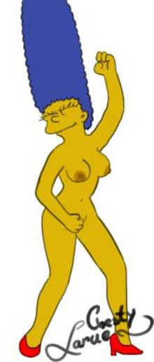 #pic1325422: Chesty Larue – Marge Simpson – The Simpsons