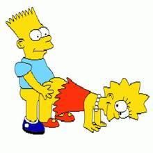 #pic832115: Bart Simpson – Lisa Simpson – The Simpsons