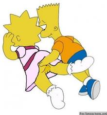 #pic832102: Bart Simpson – Lisa Simpson – The Simpsons
