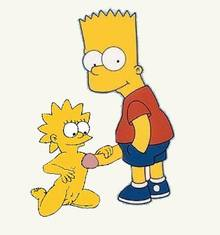 #pic832097: Bart Simpson – Lisa Simpson – The Simpsons