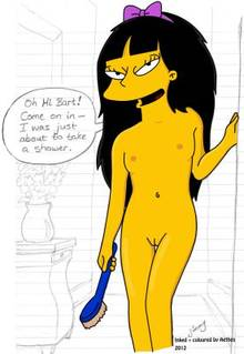 #pic823850: Aethes – Jessica Lovejoy – Jimmy – The Simpsons