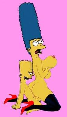 #pic822117: Bart Simpson – Marge Simpson – The Simpsons