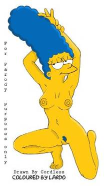 #pic811537: Marge Simpson – The Simpsons – jabbercocky – lardo