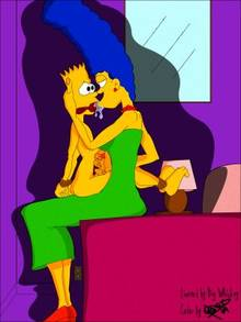 #pic383099: Bart Simpson – Marge Simpson – The Simpsons
