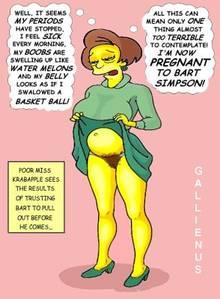 #pic408634: Edna Krabappel – The Simpsons – gallienus