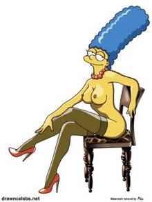 #pic405095: Marge Simpson – Mole – The Simpsons