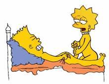 #pic404207: Bart Simpson – Lisa Simpson – The Simpsons – animated – helix