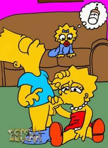 #pic404195: Bart Simpson – Lisa Simpson – Maggie Simpson – The Simpsons – animated