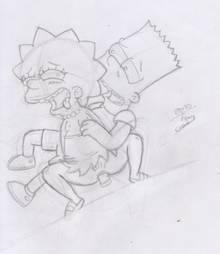 #pic399206: Bart Simpson – FairyCosmo – Lisa Simpson – The Simpsons