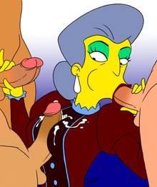 #pic1288307: Madame Belle – The Simpsons – aeolus06