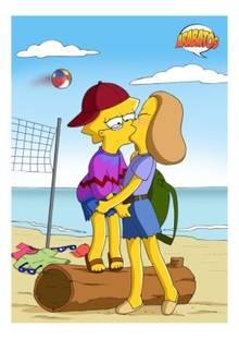 #pic399338: Erin – Lisa Simpson – The Simpsons – arabatos