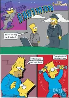 #pic398630: Abraham Simpson – Bart Simpson – The Simpsons – comic
