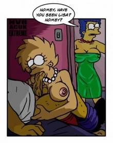 #pic398183: Homer Simpson – Lisa Simpson – Marge Simpson – The Simpsons – nev
