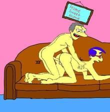 #pic396478: Milhouse Van Houten – Moe Szyslak – The Simpsons