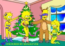 #pic395769: Bart Simpson – Lisa Simpson – Maggie Simpson – The Simpsons – Unnamed Simpson – WDJ