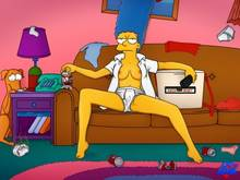 #pic580142: Marge Simpson – Santa's Little Helper – The Simpsons – WDJ