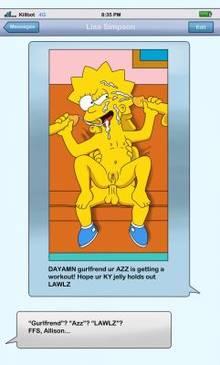 #pic1365635: Killbot – Lisa Simpson – The Simpsons