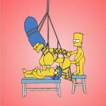 #pic576955: Cosmic – Helen Lovejoy – Marge Simpson – Ralph Wiggum – Seymour Skinner – Sideshow Mel – The Simpsons – Timothy Lovejoy