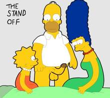 #pic707073: Homer Simpson – Lisa Simpson – Marge Simpson – The Simpsons