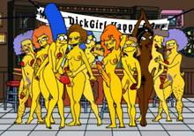 #pic707320: Edna Krabappel – Elizabeth Hoover – Helen Lovejoy – Lawgick – Luann Van Houten – Manjula Nahasapeemapetilon – Marge Simpson – Maude Flanders – Mindy Simmons – Ms. Albright – Patty Bouvier – Selma Bouvier – The Simpsons