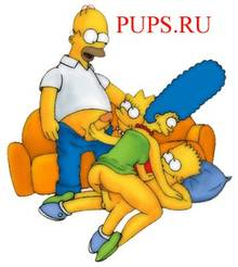 #pic251033: Bart Simpson – Homer Simpson – Lisa Simpson – Marge Simpson – The Simpsons – animated