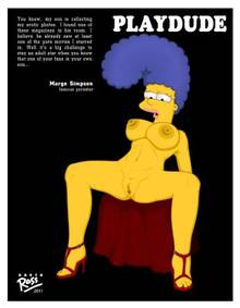 #pic621857: Marge Simpson – The Simpsons – ross