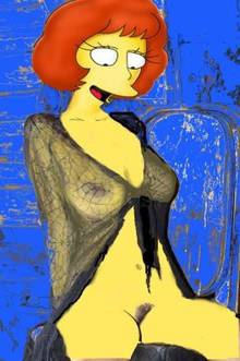 #pic618341: Maude Flanders – The Simpsons