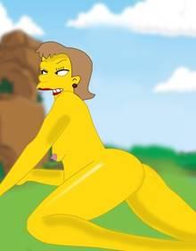 #pic618251: Mrs. Muntz – The Simpsons