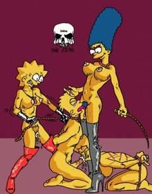 #pic616460: Jimbo Jones – Mole – Shauna – The Simpsons