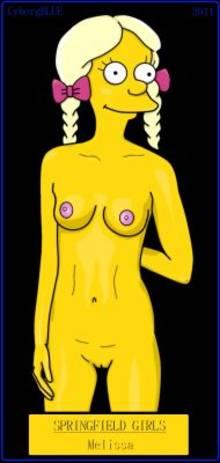 #pic615137: CyborgBLUE – Melissa – The Simpsons
