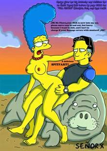 #pic1077494: Caleb Thorn – Marge Simpson – The Simpsons