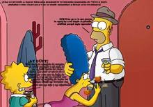 #pic1076906: Homer Simpson – Lisa Simpson – Marge Simpson – The Simpsons