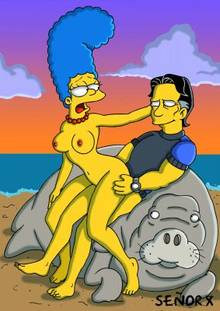 #pic1074154: Caleb Thorn – Marge Simpson – The Simpsons – se&ntilde-or x