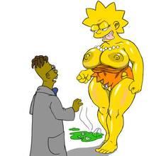 #pic1075074: JoseMalvado – Lisa Simpson – Professor Frink – The Simpsons