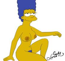 #pic1325421: Chesty Larue – Marge Simpson – The Simpsons